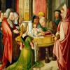 The Circumcision of Jesus, Master of St. Severin, ca 1490