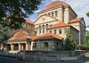 Frankfurt's shul: the origin of jewish learning