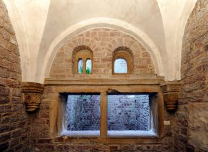 The Mikvah at Speyer's Judenhof (c) Susanne Urban