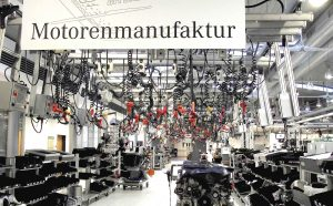 A Global player: Mercedes-AMG Engine Factory in Affalterbach Credit:kickaffe (Mario von Berg) (CC0 Public Domain https://creativecommons.org/publicdomain/zero/1.0/deed.en