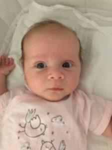 Hannah born in 2017