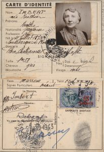 A forged ID-card could save lives Deutsche Nationalbibliothek