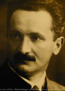 Martin Heidegger ©Renaud Camus /  Flickr / 14598743123_eb7c3ed9a3_o / (CC BY 2.0) / https://creativecommons.org/licenses/by/2.0/
