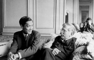 Magnus Hirschfeld met Li Shiu Tong, the companion of his twilight years, in Hong Kong Jonny Nord / Wikimedia / (CC BY 4.0) / https://creativecommons.org/licenses/by/4.0/deed.en
