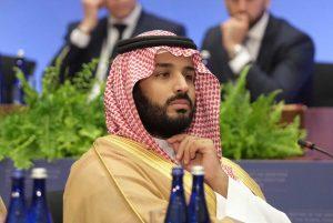 Mohammed Bin Salman © Public Domain \ Wikimedia