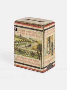 (c) Historisches Archiv der Erzgebirgssparkasse Schwarzenberg, Thomas Bruns DHM