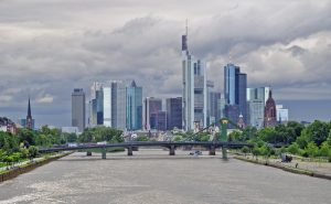 Frankfurt is Germany's financial hub Wikimedia / Dontworry / (CC BY 3.0) / https://creativecommons.org/licenses/by/3.0/deed.de