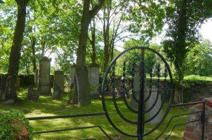 Jewish cemetery in Groß Neuendorf JVG