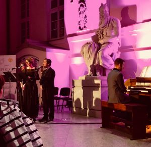 Days of Jewish Music at the National Museum Szczecin Jan-Niklas Hörmann